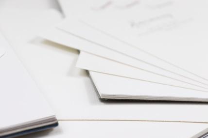 Aquarellpapier Letteritoutloud